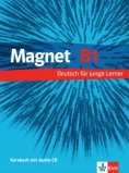 Magnet 3 - Kursbuch +Audio-CD