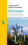 Langenscheidt - Pocket Phrasebook German