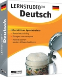 CD-ROM - Lernstudio Deutsch 3.0 - Interaktiver Sprachtrainer