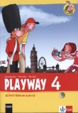PLAYWAY 4 - Activity Book +Audio-CD