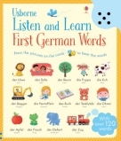 Usborne - Listen and Learn First German Words