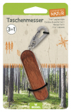 Moses - Expedition Natur - Taschenmesser 3in1