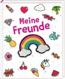 Freundebuch - Meine Freunde - Funny Patches