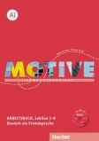 Motive - Kompaktkurs DaF A1- Arbeitsbuch - Lektion 1-8 +MP3-CD