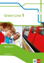 GREEN LINE 1 - Workbook +2 Audio-CDs 1