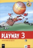 PLAYWAY 3 - Activity Book +Audio-CD
