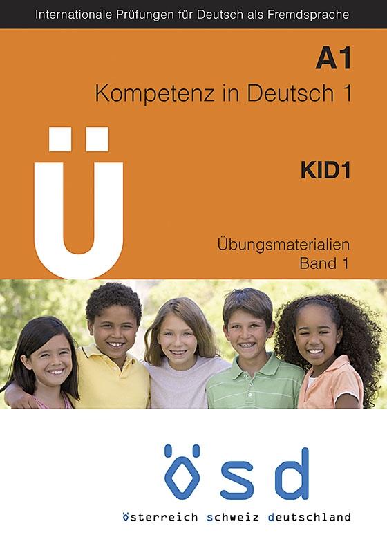 ösd A1 Kompetenz In Deutsch 1 übungsmaterialien Audio Cd Colibri