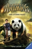 Johnson: Spirit Animals 10 - Der Sturm naht