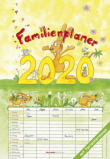 Familienplaner 2021 - Cartoon