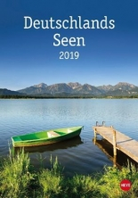 Kalender 2019 - Deutschlands Seen 1