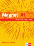 Magnet 1 - Kursbuch +Audio-CD