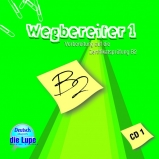 Wegbereiter 1 B2  - 8 CDs-Set