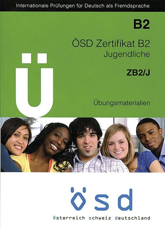 ösd B2 Zertifikat Jugendliche übungsmaterialien Audio Cd