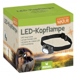 Moses - Expedition Natur LED Kopflampe