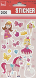 Sticker - Prinzessin