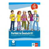 Perfekt in Deutsch B1 - Übungsgrammatik +ebook CD-ROM