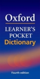 OXFORD Learner's Pocket Dictionary (pocket) 4th ed.