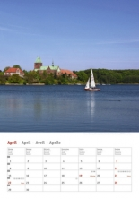 Kalender 2019 - Deutschlands Seen 5