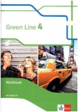 GREEN LINE 4 - Workbook +Audio-CD - Ausgabe 2014