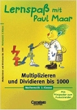 Lernspass mit Paul Maar - Mathematik 3. Klasse