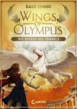 George: Wings of Olympus 1 - Die Pferde des Himmels