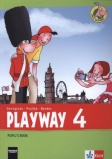 PLAYWAY 4  - Pupil's Book